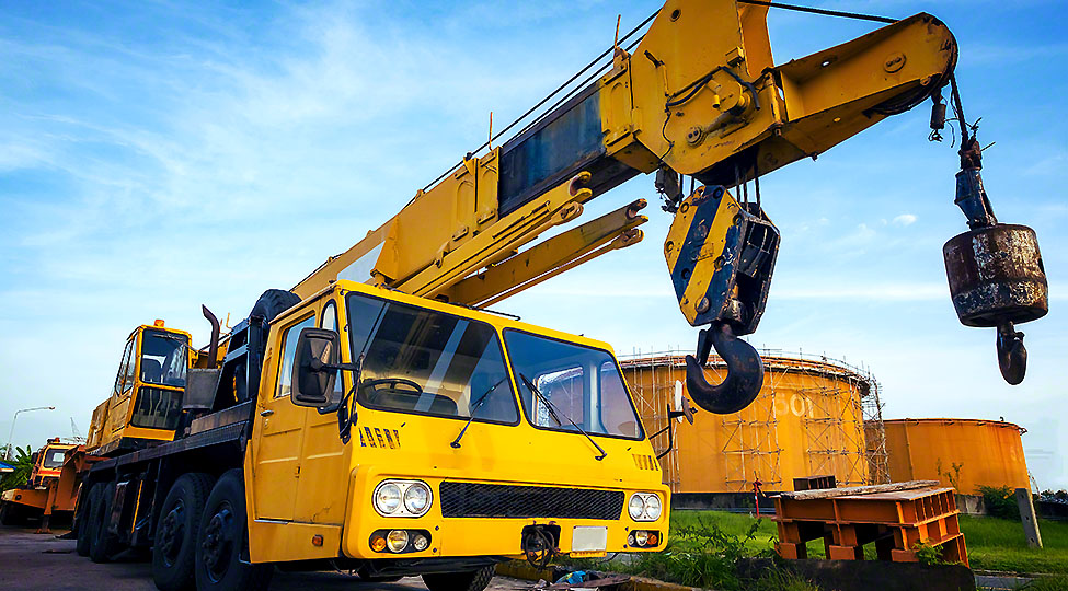 Why Should You Rent A Boom Truck?