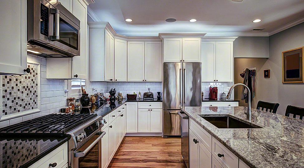 The benefits of granite kitchen tops